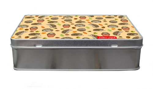 Selina-Jayne Hedgehogs Limited Edition Treat Tin